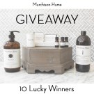 Murchinson-Hume Giveaway!!