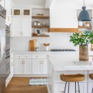 Before + After: Our Vidriosa Project Kitchen + Nook