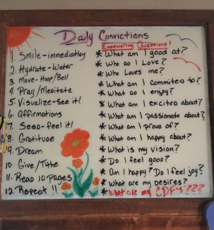 Daily Convictions