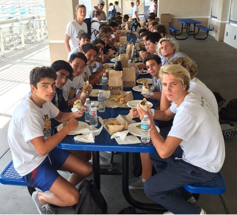 More hungry water polo players!