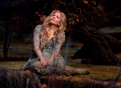 Renée Fleming (Rusalka) © Ken Howard/Metropolitan Opera