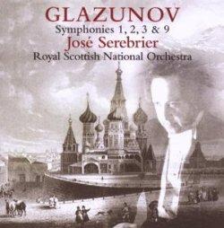 glazunov-symphonies-serebrier-warner