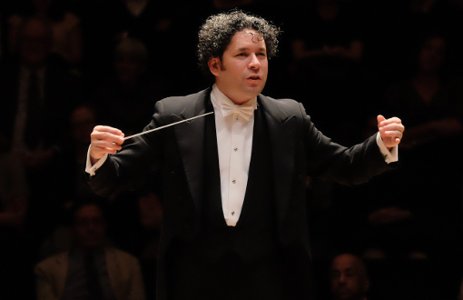 Gustavo Dudamel © Keith Sheriff | Barbican