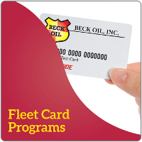 Fleet Fueling Card Programs