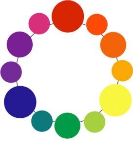 Beckons yoga clothing color wheel