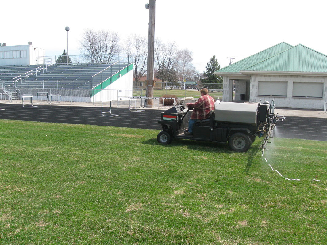 Athletic Field Turf Management