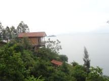 View Of Lake Kivu Becks Reporting