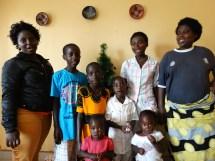 Celebrate Christmas in Rwanda