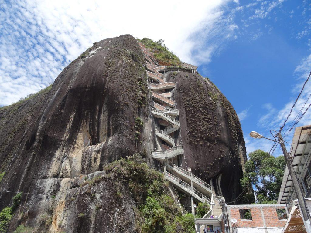 El Peñol in Guatapé, Colombia