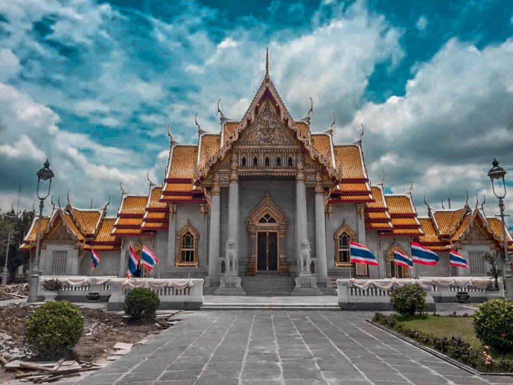 destinations for solo backpackers: Bangkok