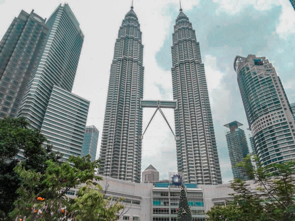 destinations for solo backpackers: Kuala Lumpur