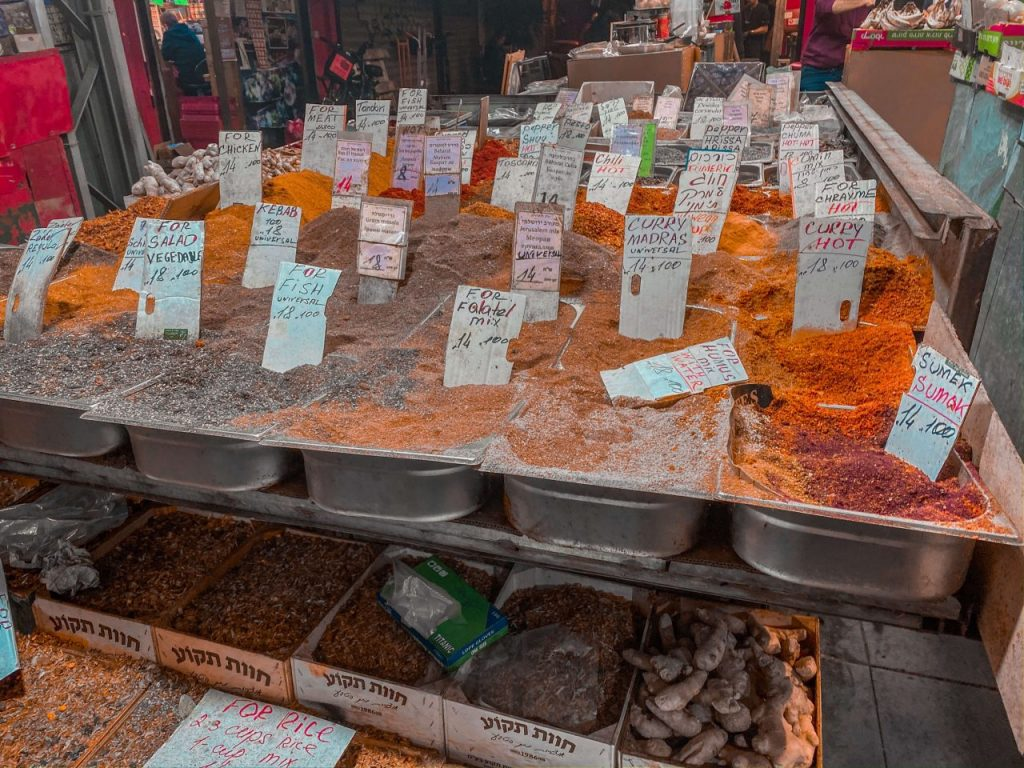 carmel market