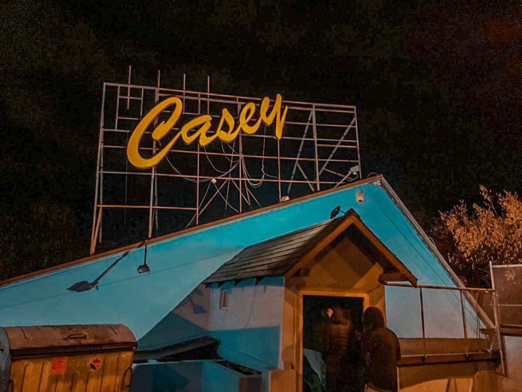Casey club in bratislava, slovakia