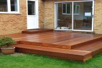 Timber Garden Decking