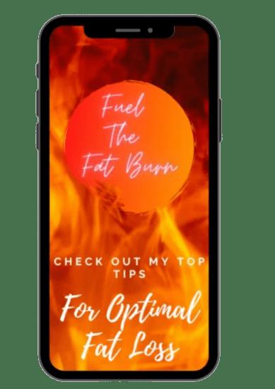 Fuel the Fat Burn E-Book