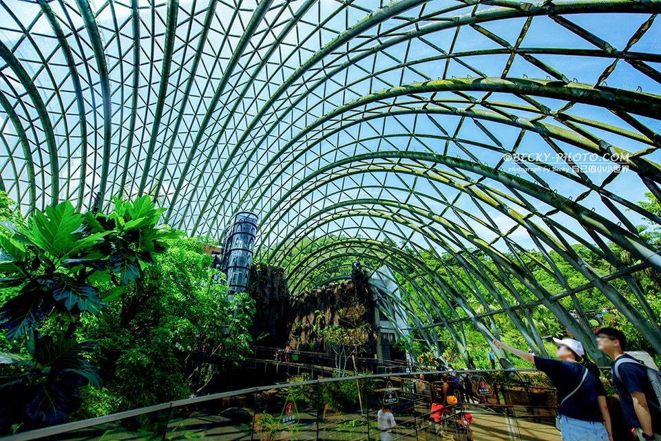 【臺北】。動物園新地標!穿山甲熱帶雨林館+臺北貓空纜車旅行 - [自己的小小世界] 旅遊.攝影