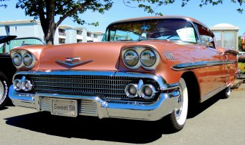 '58 Impala: Top 10% award for the day of 6/14/16; Top 20% award for the week of 6/12/16; Top 20% award for the month of June.