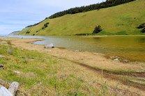 Perego's Lagoon at sea level...