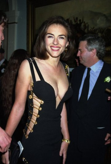 Remember this Versace dress?