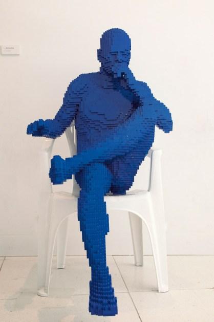 My Lego man