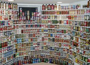 A can collection
