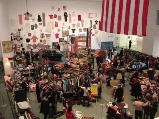 Audience participation: Martha Rosler, Meta-monumental Garage Sale 2012