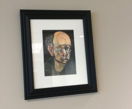 The first 1997 self-portrait