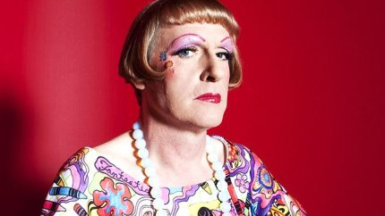 Grayson Perry - the modern day epitome of the diversifying artist