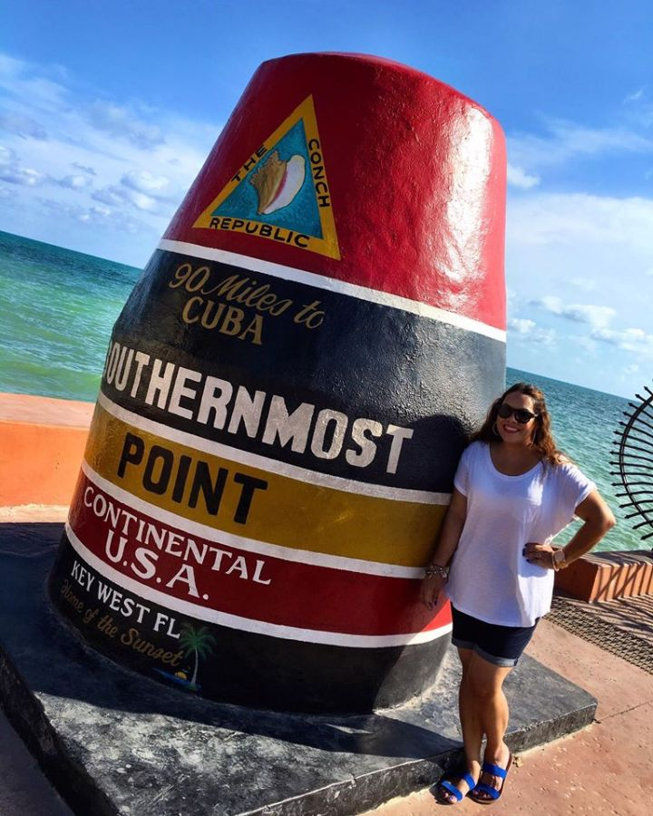 Becky Southernmost Point