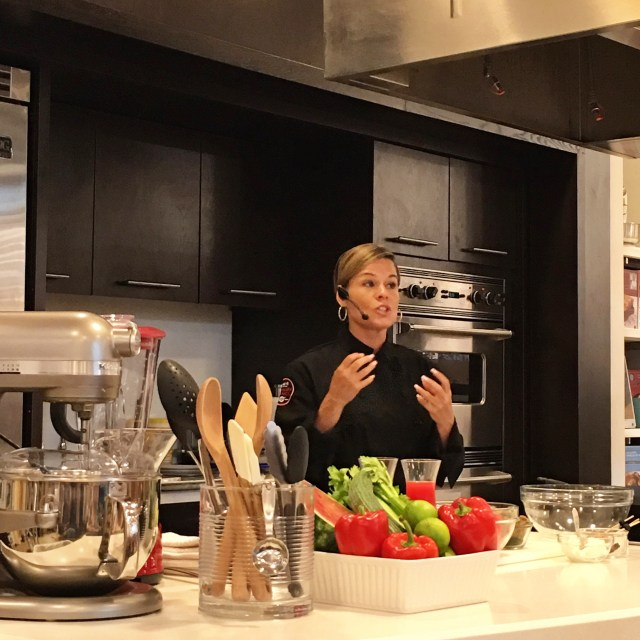 Macys and Chef Cat Cora4