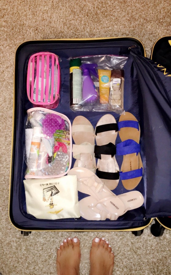 Tips for packing (2)