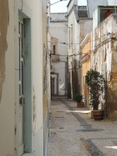 Narrowness you want to explore in Olhao