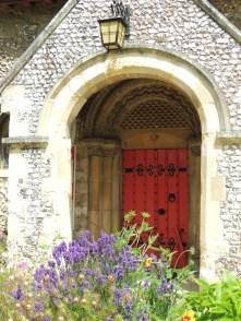 Red Doors in Hyde