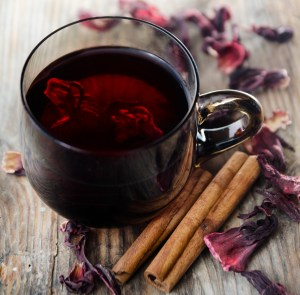 From Willow's Basket: Elderberry Tea