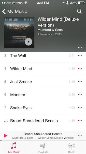 New Music App