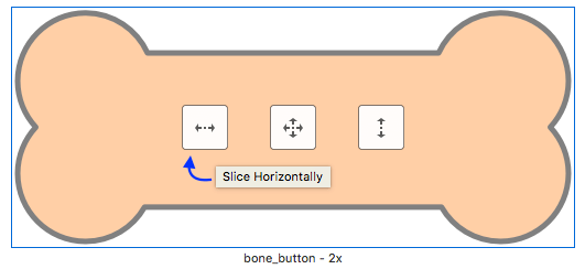 Resizable Button Backgrounds in Xcode | Becky Hansmeyer