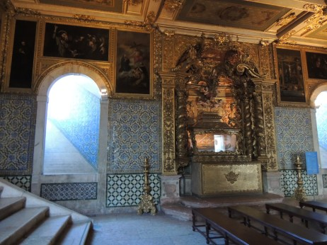 Lower Choir's windows