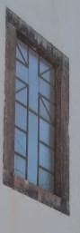 Church window, Sao Bras