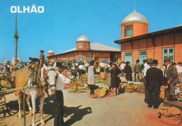 Mercados de Olhão