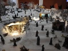 Salt sculpturing