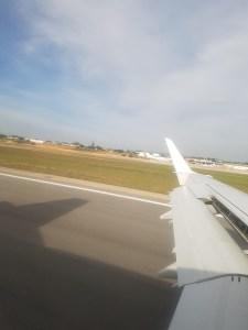 Actually Landing on 8th December