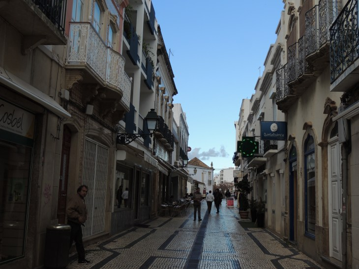 originally called Rua do Rosário