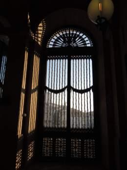 Inside the stock exchange