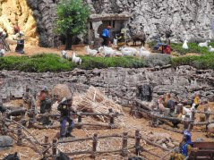 Farming outside the cave