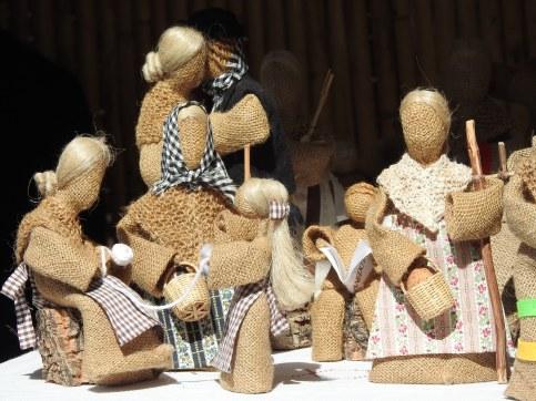 Traditional dolls