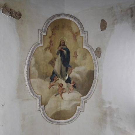 Damaged ceilings