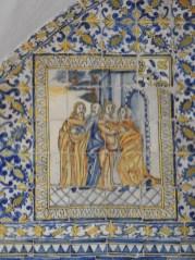 Azulejos close up