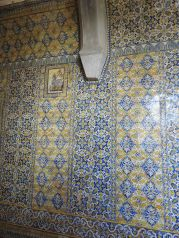 17th century azulejos