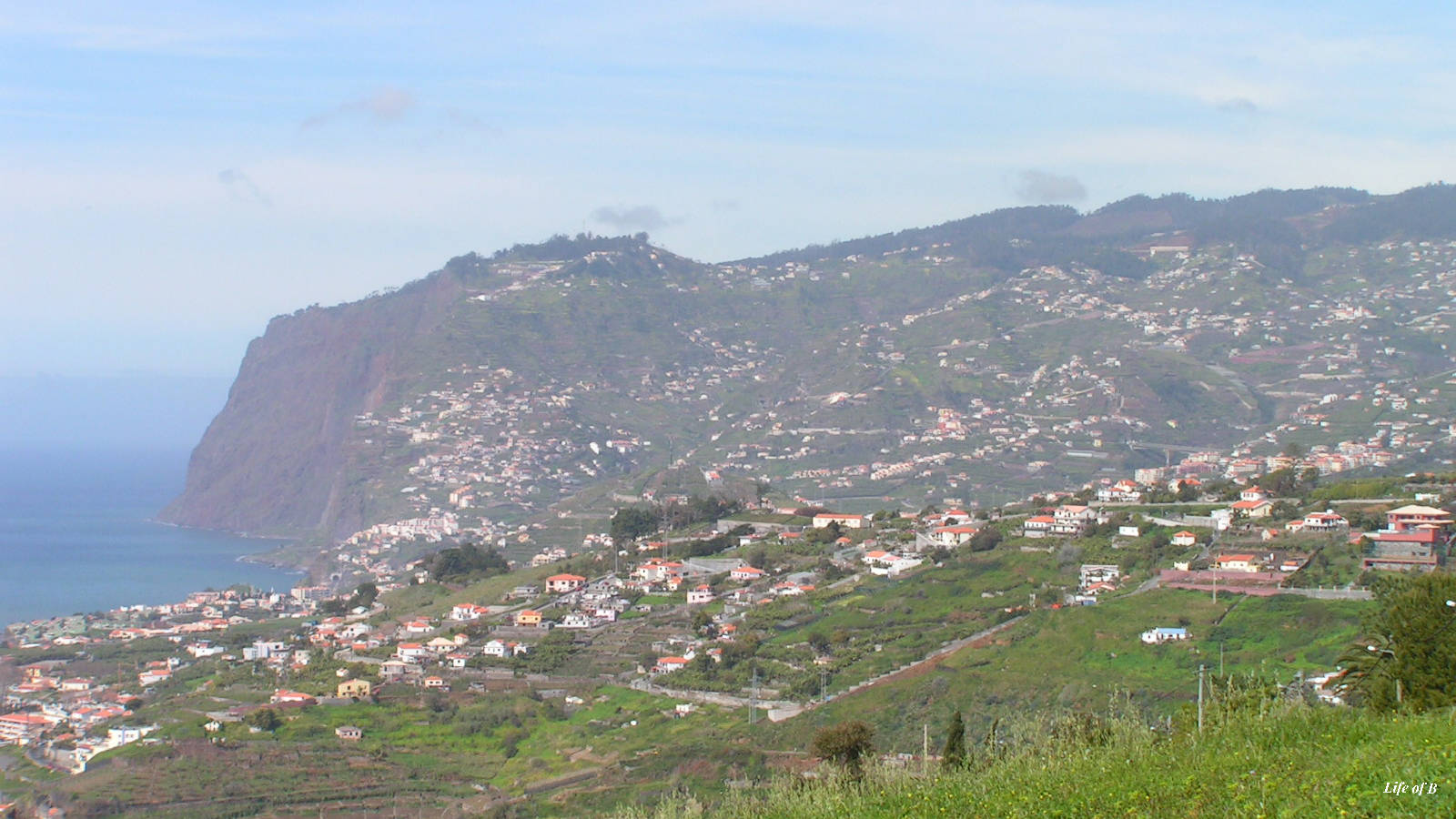 A hiking adventure in Funchal