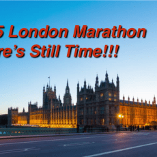 London - There's Still Time